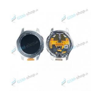 LCD Samsung Galaxy Watch 46 mm (R800, R805) a dotyk čierny Originál