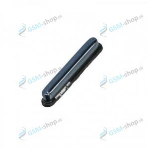 Tlačidlo Samsung Galaxy A71 (A715) pre zapínanie čierne Originál