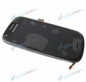 LCD Samsung Galaxy S3 mini i8190 a dotyk s krytom čiernym Originál