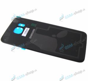 Kryt Samsung Galaxy S6 G920F batérie čierny Originál