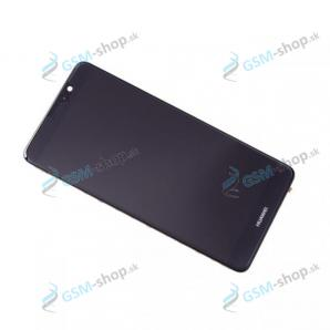 LCD displej Huawei Mate 9 a dotyk čierny s krytom Originál