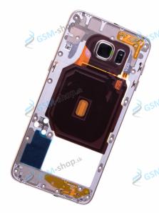 Stred Samsung G928F Galaxy S6 Edge Plus zlatý Originál