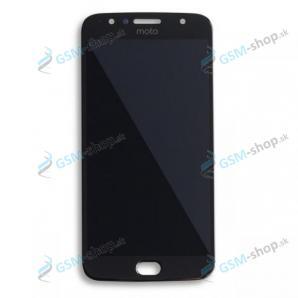 LCD Lenovo Moto G5s Plus XT1803 a dotyk čierny Originál