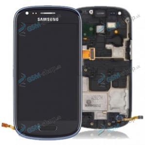 LCD Samsung Galaxy S3 mini VE i8200 a dotyk s krytom šedým Originál