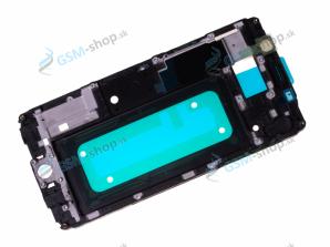 Kryt Samsung Galaxy A5 2016 (A510) predný čierny Originál