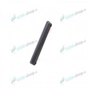 Tlačidlo Samsung Galaxy S10 Lite (G770) pre hlasitosť čierne Originál