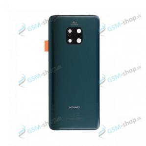 Kryt Huawei Mate 20 Pro batérie zadný zelený Originál