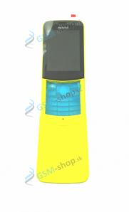 LCD Nokia 8110 4G s krytom žltým Originál