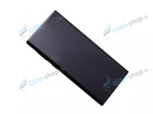 LCD displej Samsung Galaxy Note 10 (N970) a dotyk s krytom čiernym Originál