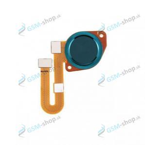 Flex Motorola Moto G9 Play (XT2083) a snímač odtlačku zelený Originál