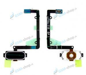 Flex Samsung A510F a home tlačidlo čierne Originál