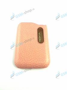 Kryt Nokia 7370, 7373 batérie ružový Originál
