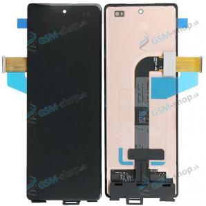 LCD Samsung Galaxy Z Fold 2 5G (F916) a dotyk SUB čierny Originál