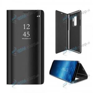 Púzdro CLEAR VIEW Samsung Galaxy A02s (A025) čierne