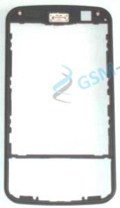 Kryt Nokia N96 predný čierny Originál