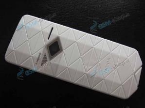 Kryt Nokia 7500 Prism zadný biely Originál