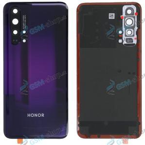 Kryt Huawei Honor 20 Pro zadný fialový Originál