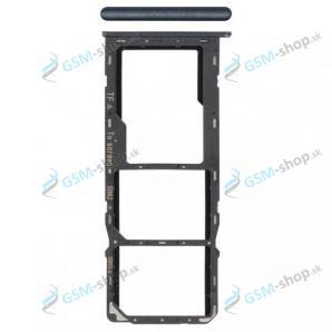 SIM a SD držiak Samsung Galaxy A22 5G (A226) šedý Originál