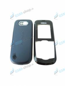 Kryt Nokia 2600 Classic predný a zadný čierny Originál