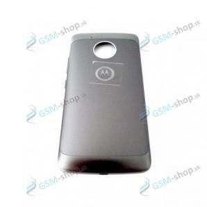 Kryt Lenovo Moto G5 zadný šedý Originál