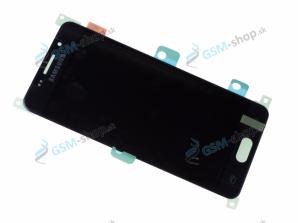 LCD Samsung Galaxy A3 2016 (A310F) čierny Originál