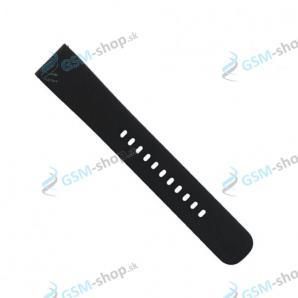 Remienok Samsung Gear Sport (R600) s dierkami čierny - veľkosť L Originál