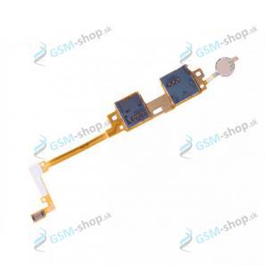 SIM a SD čítač Samsung Galaxy Note 10.1 LTE (P605) a flex Originál