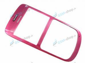 Kryt Nokia C3-00 predný ružový Originál