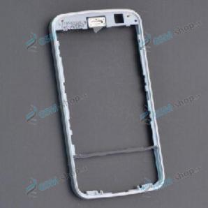 Kryt Nokia N96 predný strieborný Originál