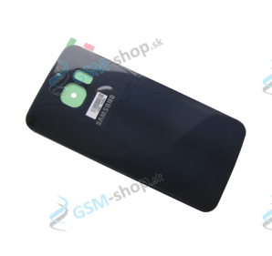 Kryt Samsung Galaxy S6 Edge G925F batérie čierny Originál