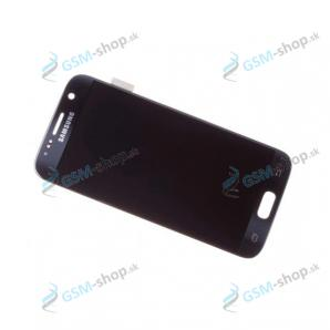 LCD Samsung Galaxy S7 (G930F) a dotyk čierny Originál