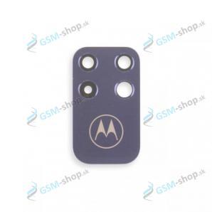 Sklíčko kamery Motorola One Zoom (XT2010) fialové Originál