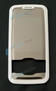 Kryt Nokia 7610 Supernova predný biely Originál