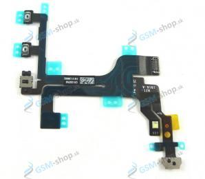 Flex iPhone 5C pre zapínanie Originál