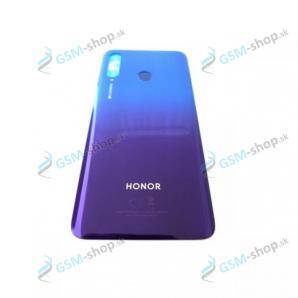 Kryt Huawei Honor 20 Lite zadný modrý Originál