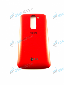 Kryt LG D620, G2 mini batérie červený Originál