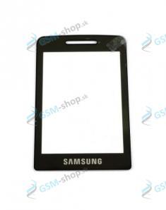 Sklíčko Samsung S5610, S5611 čierne Originál