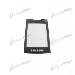 Sklíčko Samsung D880 čierne Originál