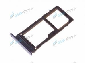 Sim a SD držiak Samsung A530F, A730F fialový Originál