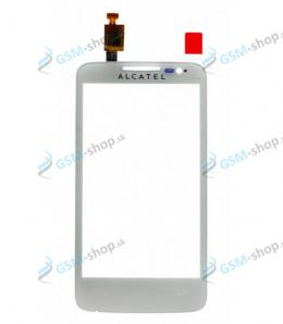 Sklíčko Alcatel 5020D a dotyk biely Originál