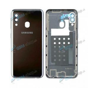 Kryt Samsung Galaxy A20e (A202) batérie čierny Originál
