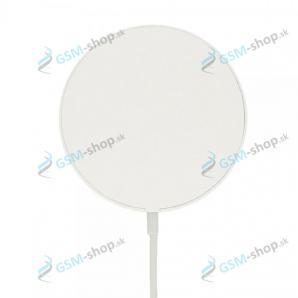Bezdrôtová magnetická indukčná nabíjačka QI C03 15W biela