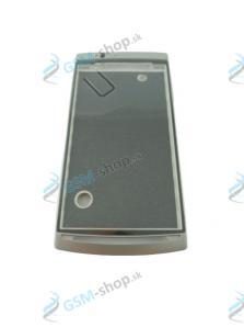 Kryt SonyEricsson Xperia ARC, ARC S predný strieborný Originál