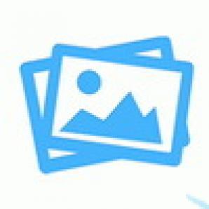 Tlačidlo hlasitosti Motorola Moto G6 Play (XT1922) modré Originál