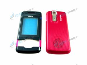 Kryt Nokia 7100 Supernova červený Originál