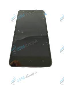LCD Lenovo Vibe C2 (K10a40) a dotyk čierny s krytom Originál
