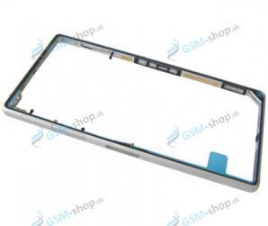 Stred Sony Xperia Z1 C6903 biely Originál