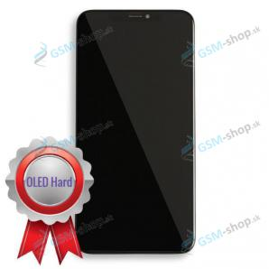 LCD iPhone Xs Max a dotyk čierny - Hard OLED Premium