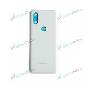 Kryt Motorola One Action (XT2013) zadný biely Originál