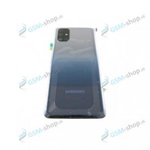 Kryt Samsung Galaxy M31s (M317) batérie modrý Originál